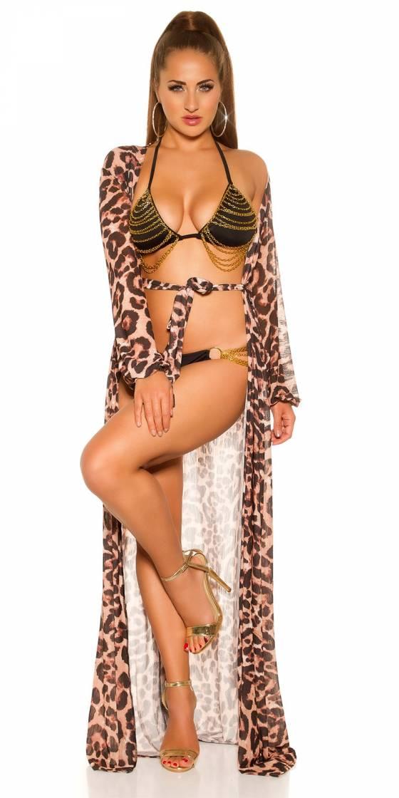 Sexy Neckholder-Bikini with...