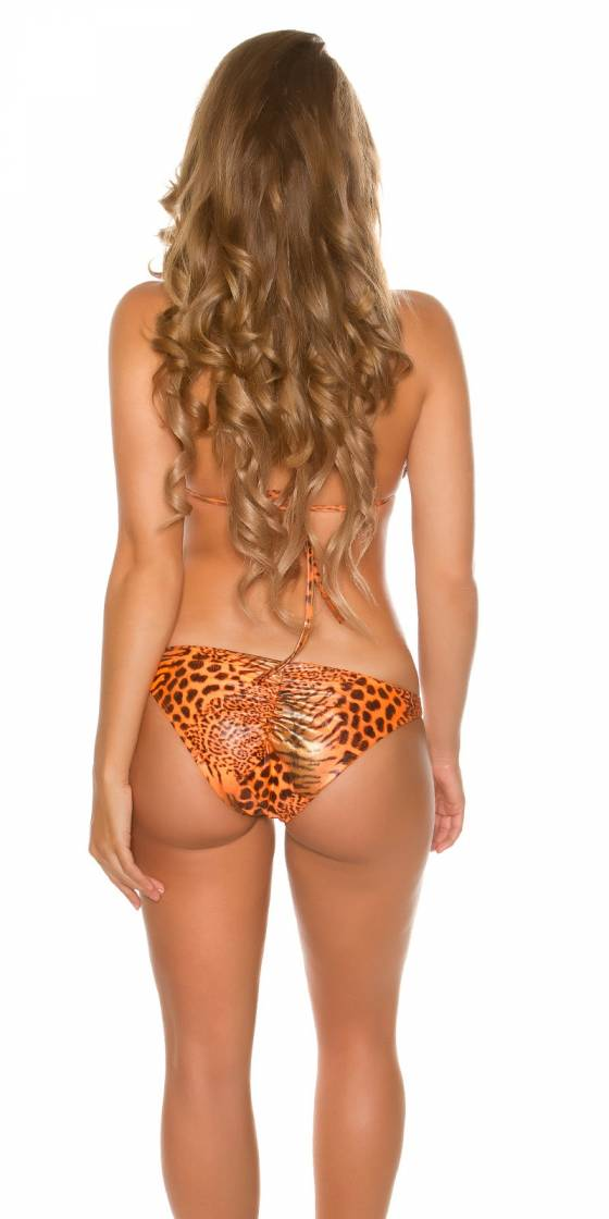Bikini sexy avec chaînes