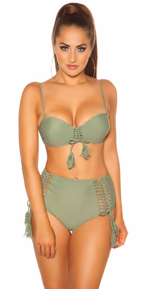 Bikini sexy avec bretelles...