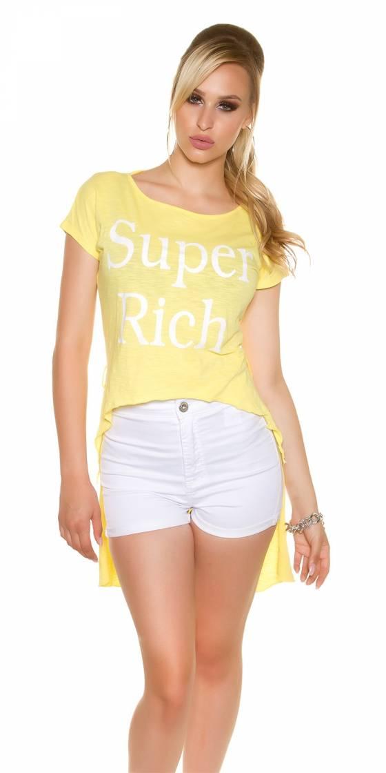 Sexy KouCla HighLow Shirt...