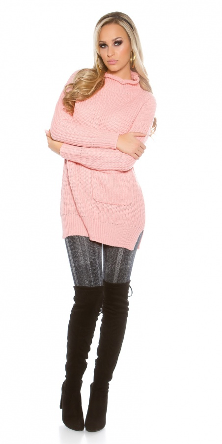 Jupe fashion SABRINA couleur rouge