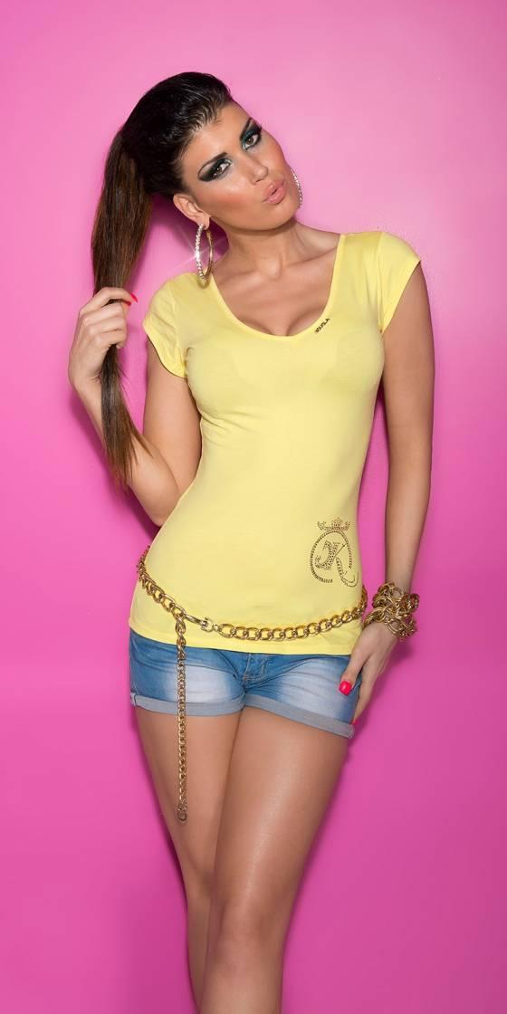 Sexy KouCla Shirt with...