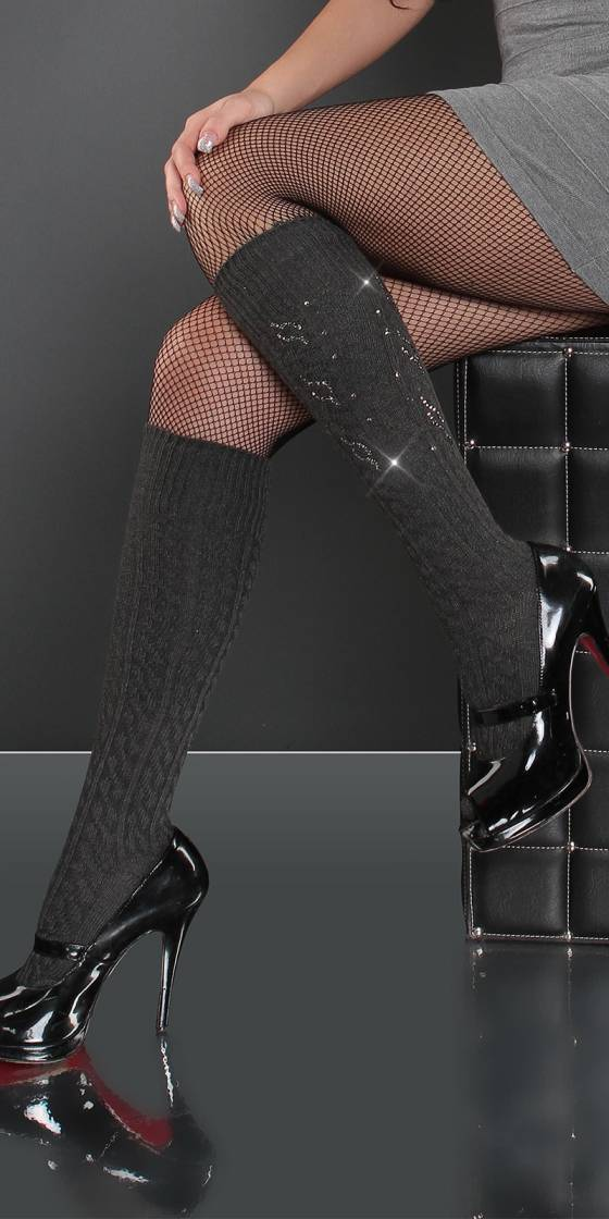 Longues Chaussettes sexy...