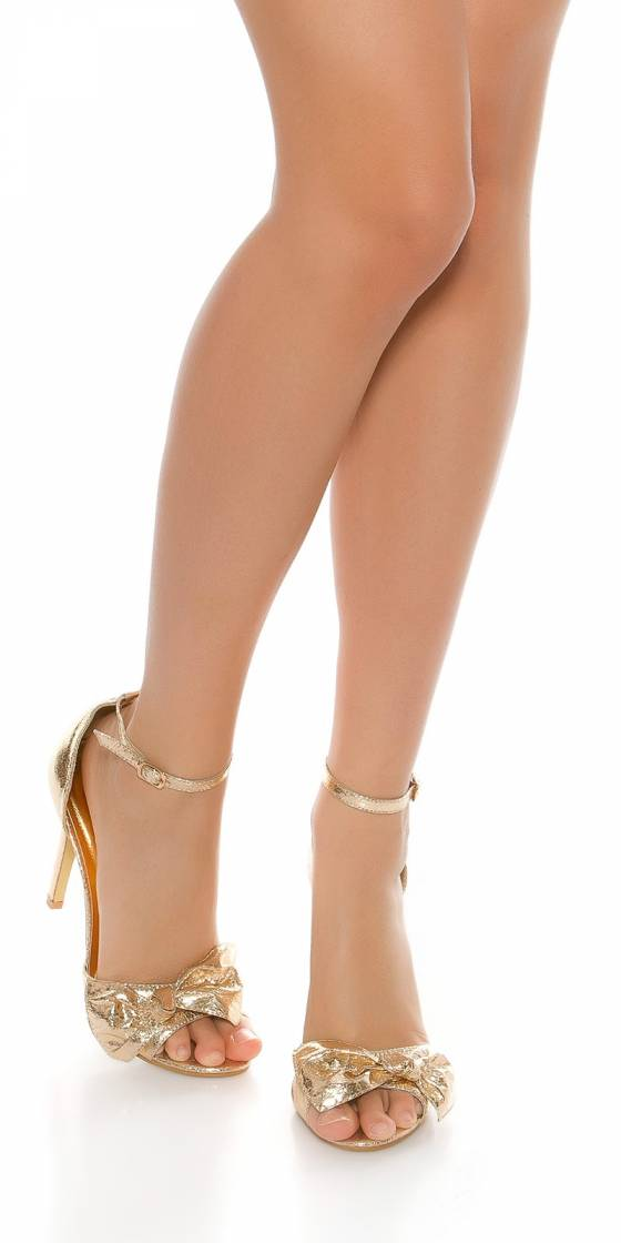 Sexy High Heel Ankle Strap...