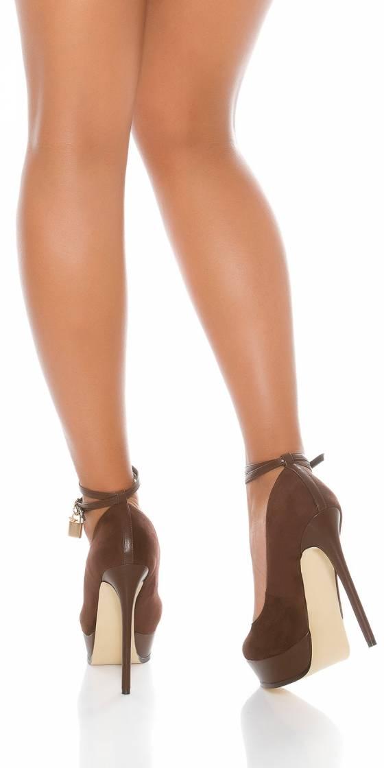Sexy Plateau High heels...