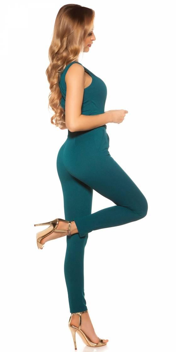 Top sexy fashion ARIA couleur saphir