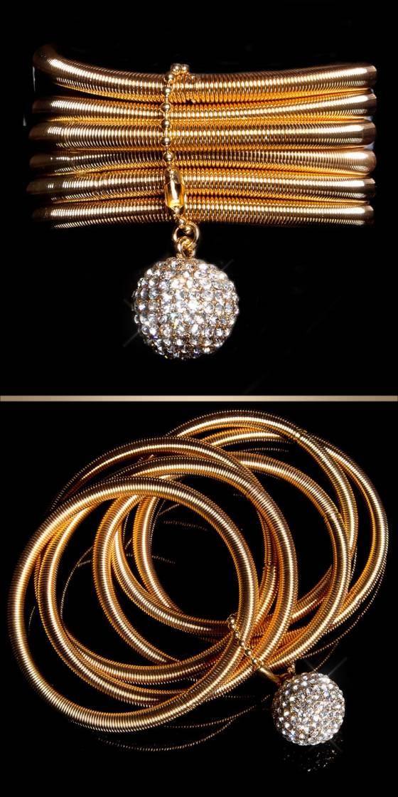 Bracelet sexy avec boules...