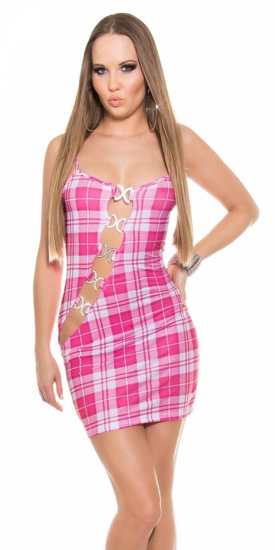 Mini robe sexy avec des...