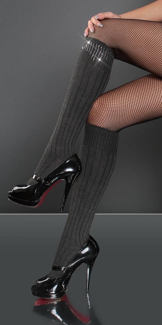 Sexy Overknee-socks with...