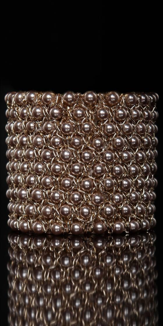 Bracelet de perles élégant
