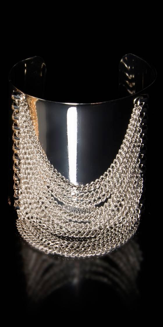 Bracelets sexy avec chaînes