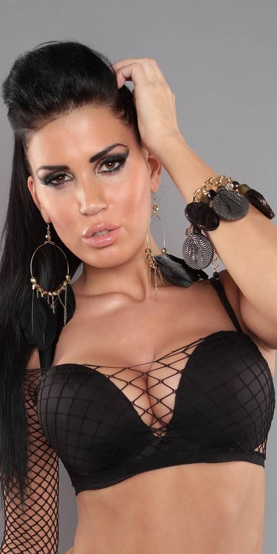 Bracelet tendance avec perles