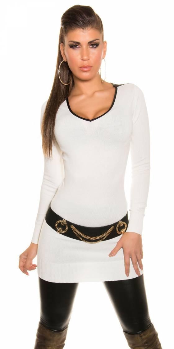 Combinaison fashion tendance EVA couleur noir