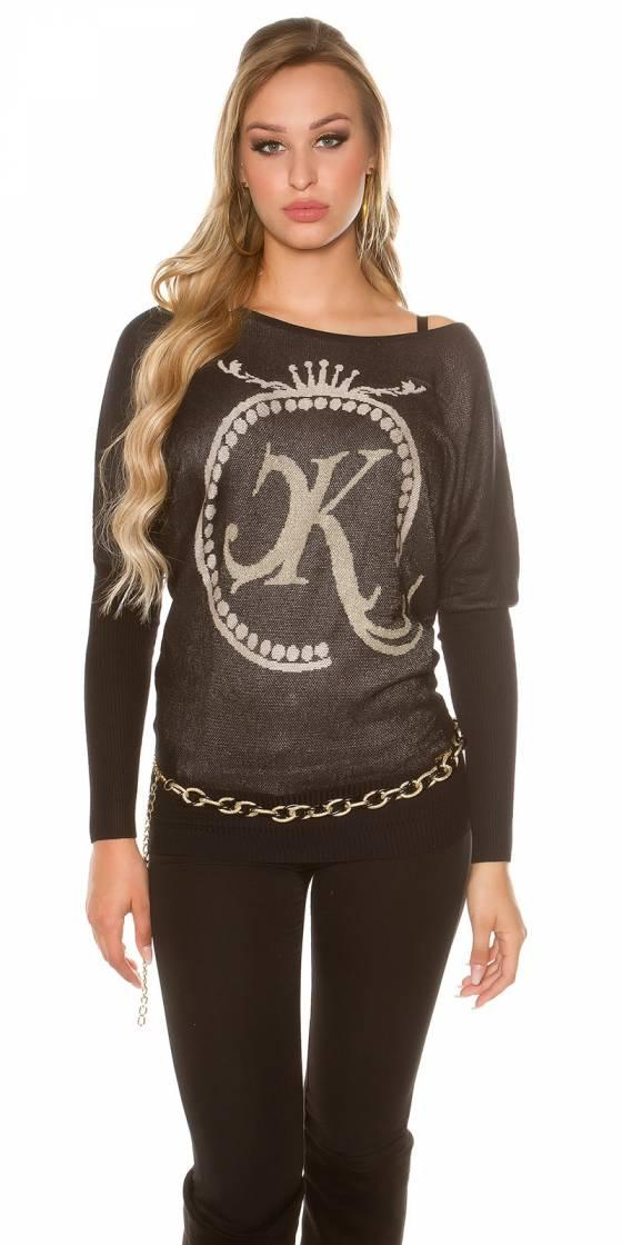 Sexy KouCla batsweater with...