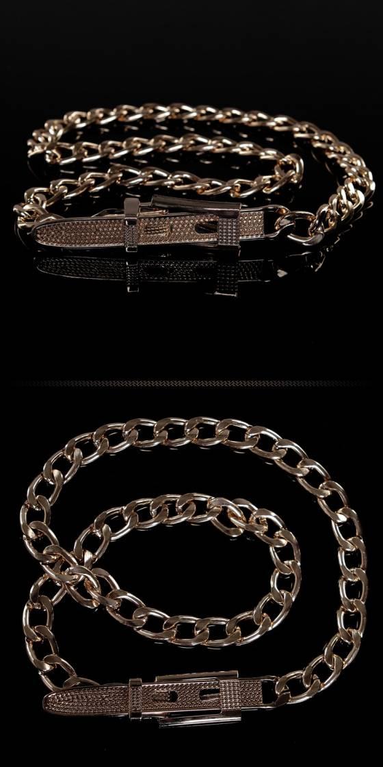 Sexy chain-belt
