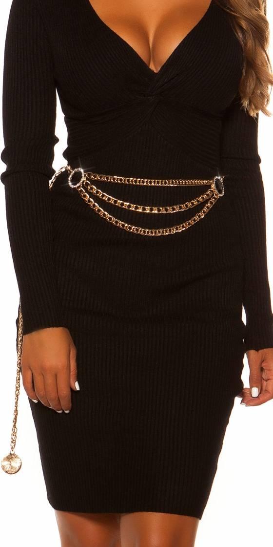 Pantalon sarouel fashion tendance ELLY couleur zèbre