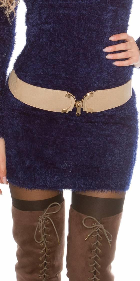 Sexy Waist Belt with Zip...