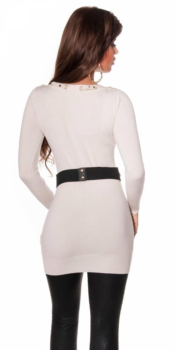 Top fashion gogo MYLENE couleur or