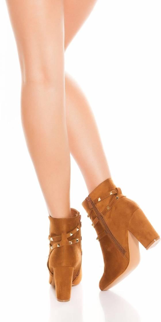 Bijou de bottes tendance ELISA couleur or