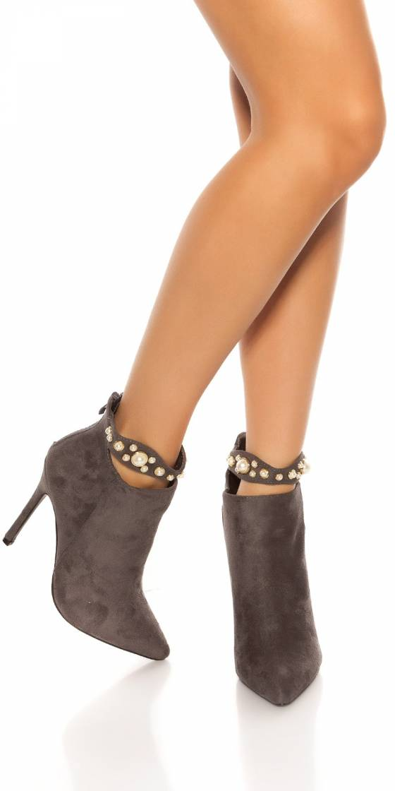 Sexy high heel ankle boots...