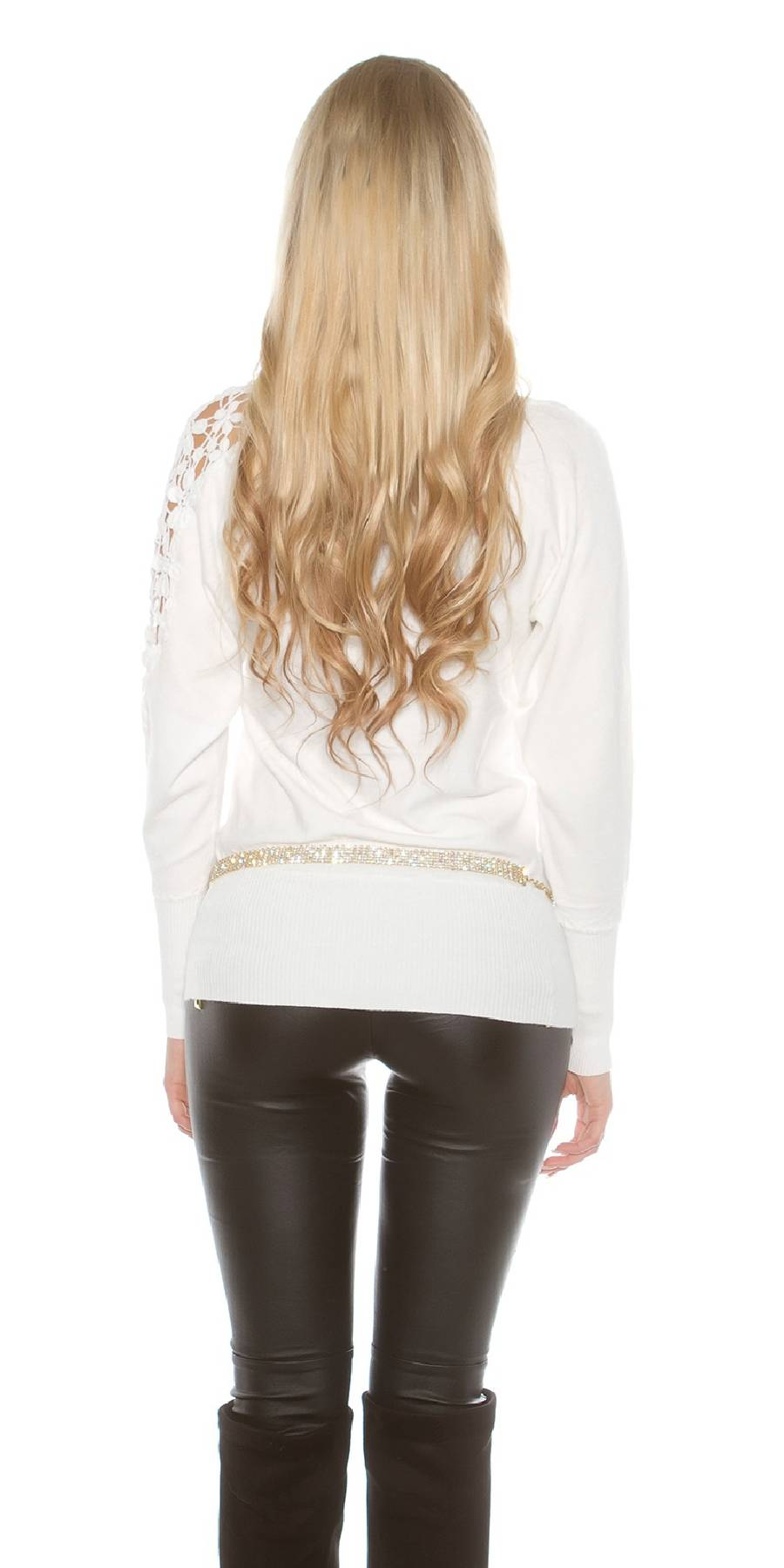 Jupe fashion tendance 2011 RABIA couleur beige