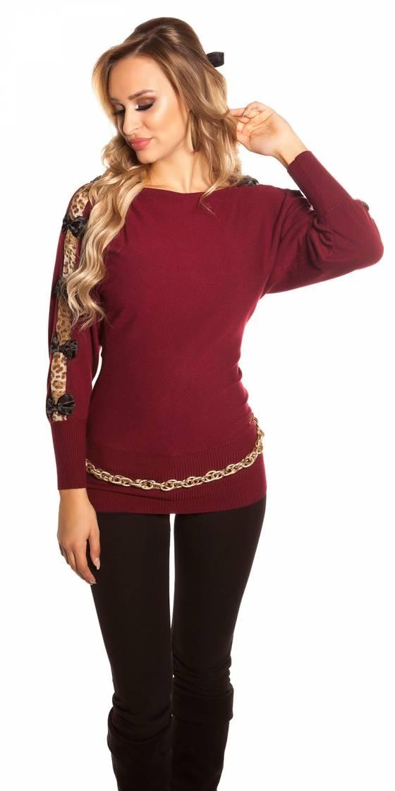 Jupe fashion tendance RABIA couleur NOIR