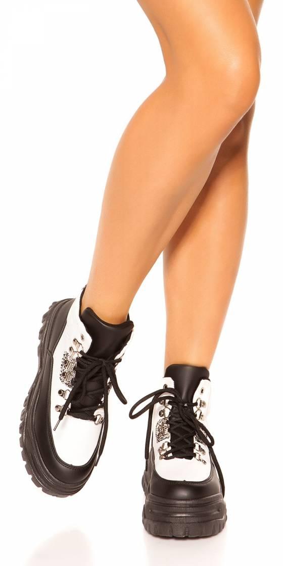 Baskets tendance sneakers