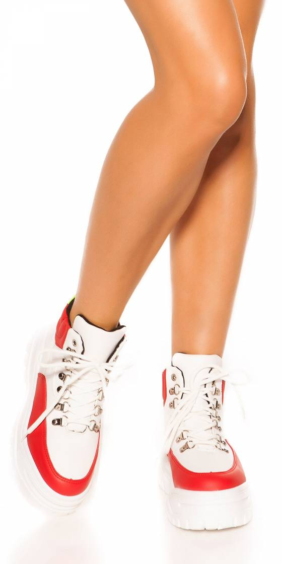 Baskets tendance sneakers