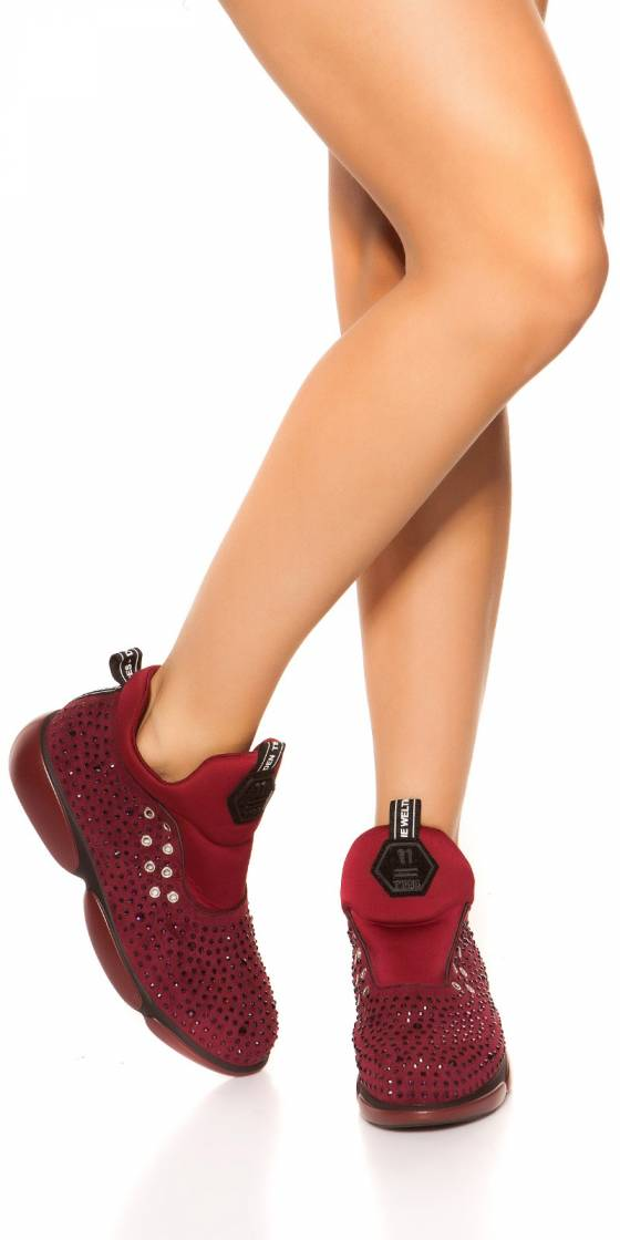 Trendy Slip On sneaker with...
