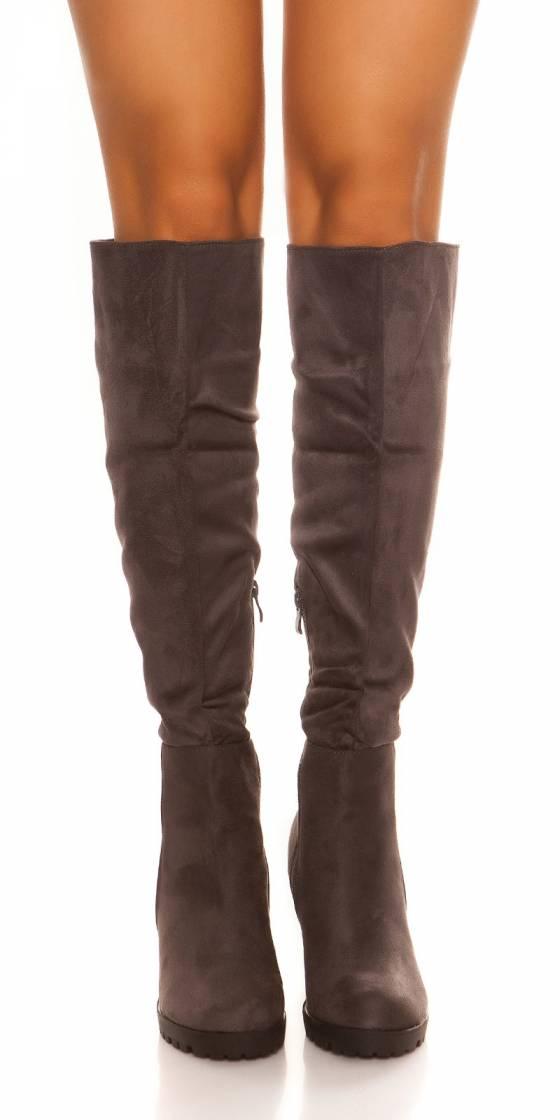 Pantalon fashion sportwear KATRINA couleur corail