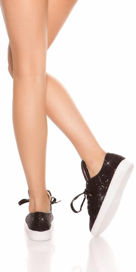 Trendy Glitter Sneakers