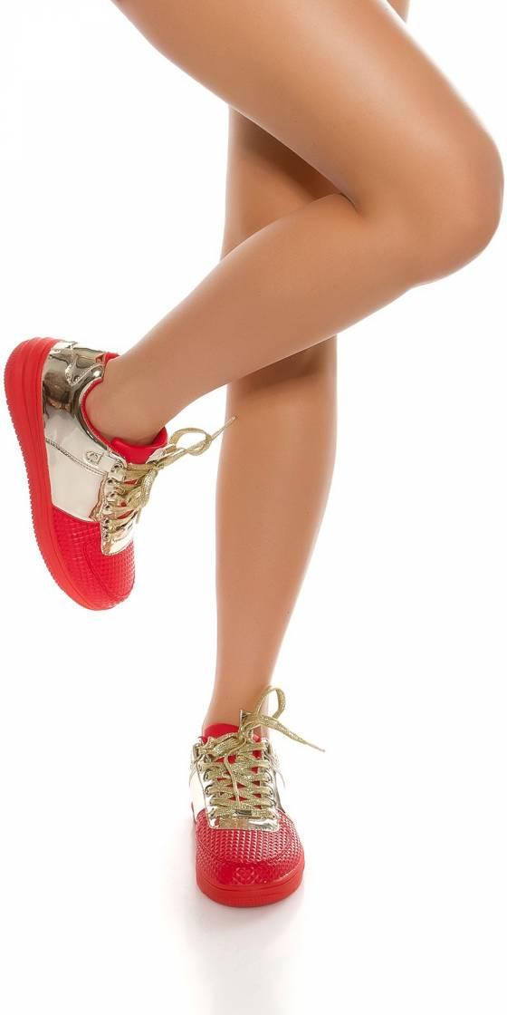 Cool Hip Hop-Look Sneakers