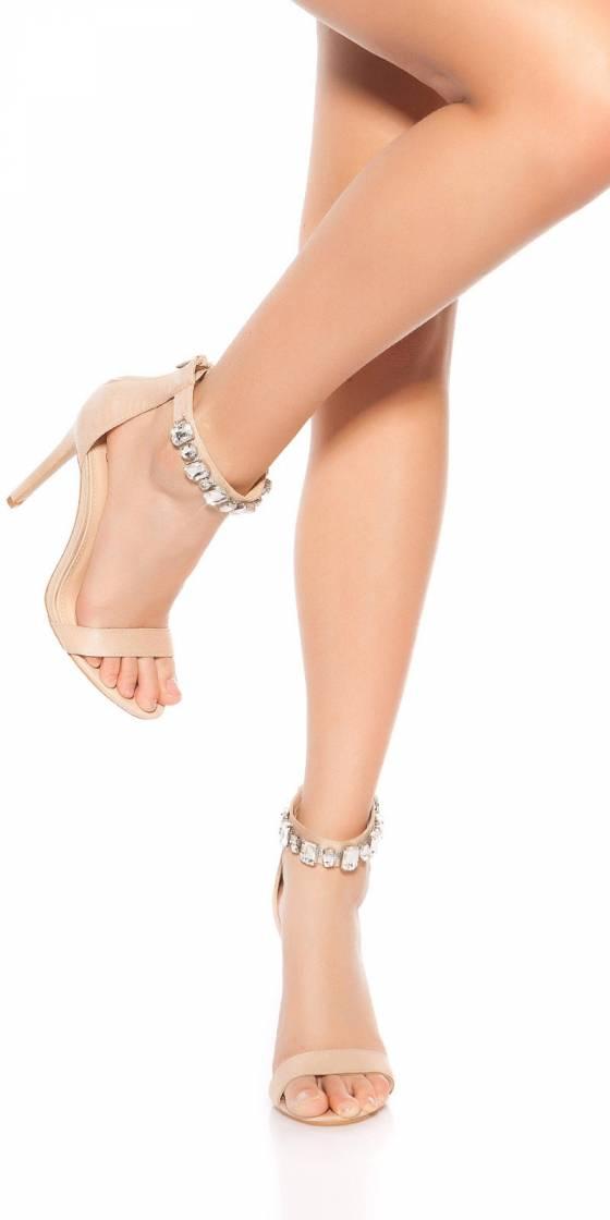 Sandales sexy hauts talons...