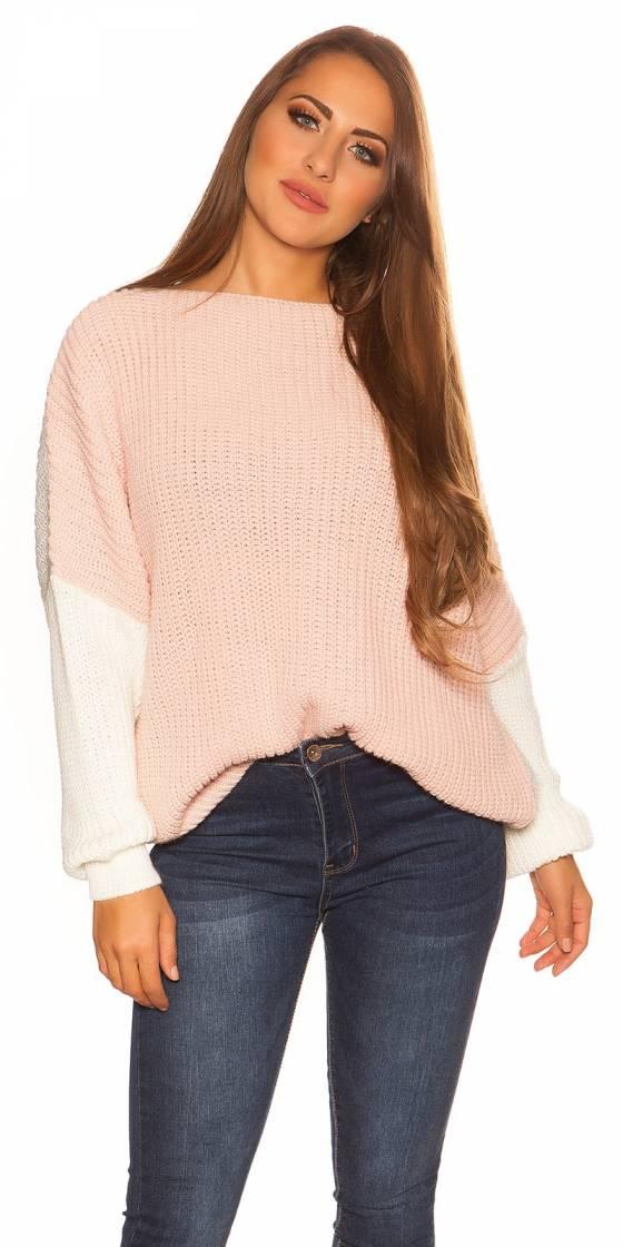 Trendy Koucla rough knit...