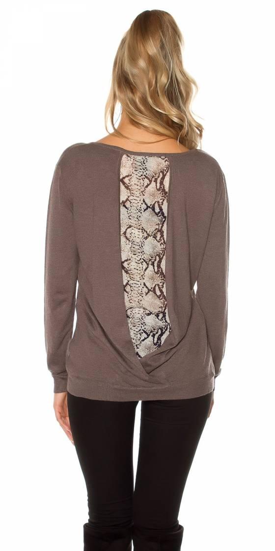 Sexy KouCla 2in1 sweater...