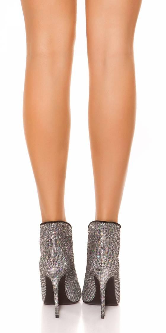 Sexy glitter high heels