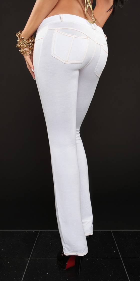 Jeggings sexy avec poches