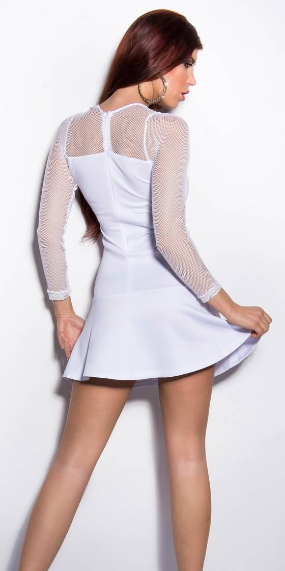 Sexy minidress with...