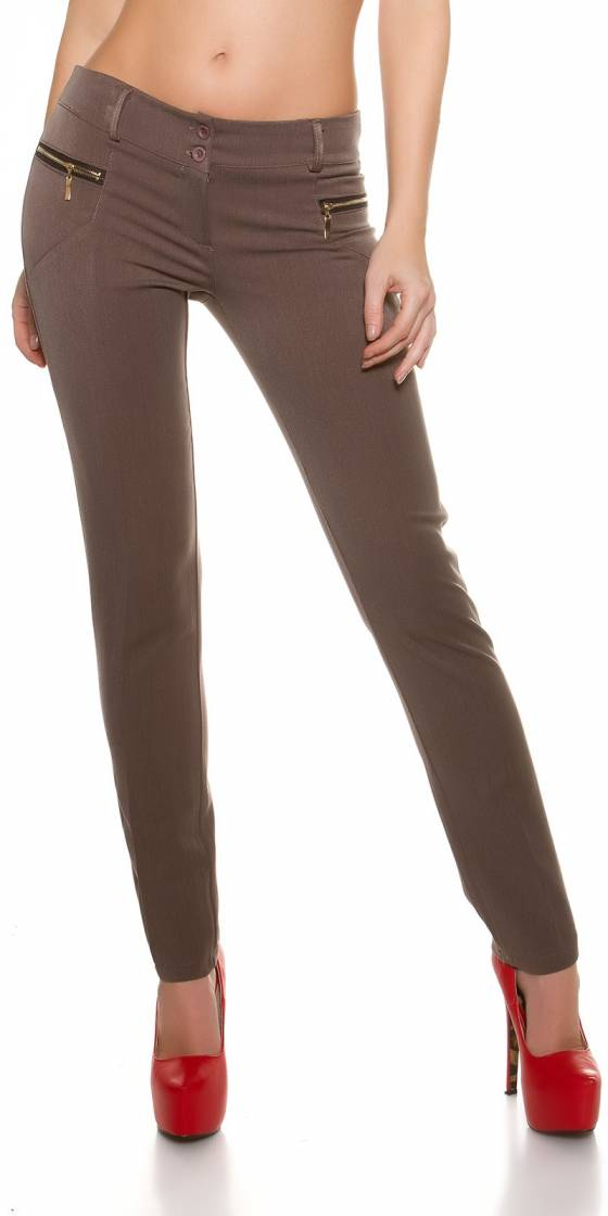 Elegant KouCla Business Pants