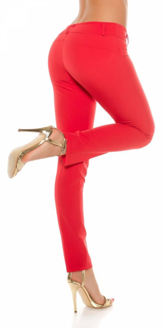 Jupe crayon fashion tendance MARISA couleur marron