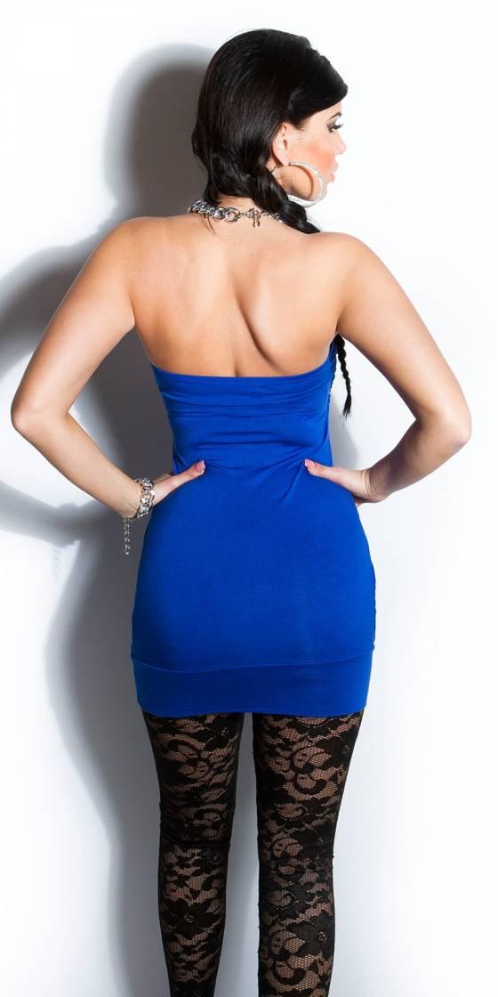 Top sexy LUNA couleur léopard