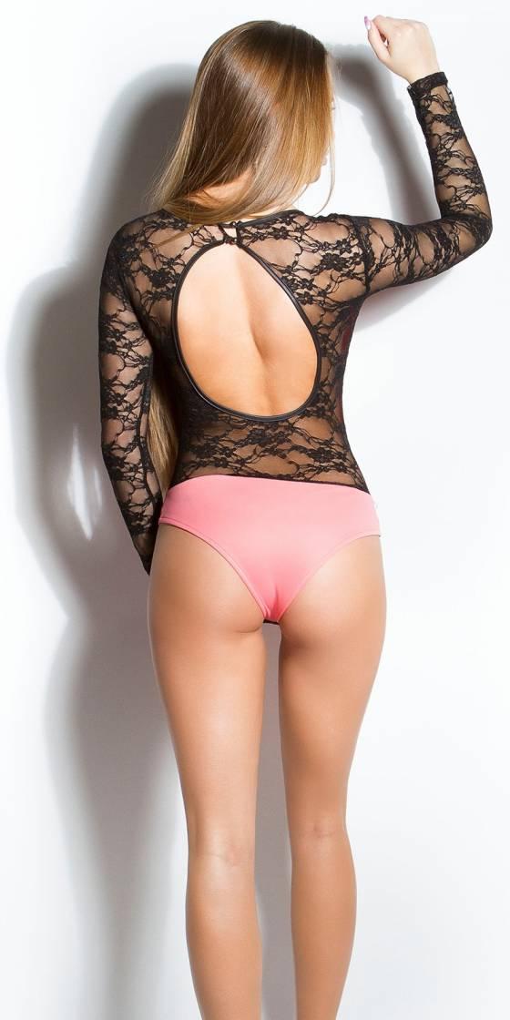 Sexy KouCla body with lace,...