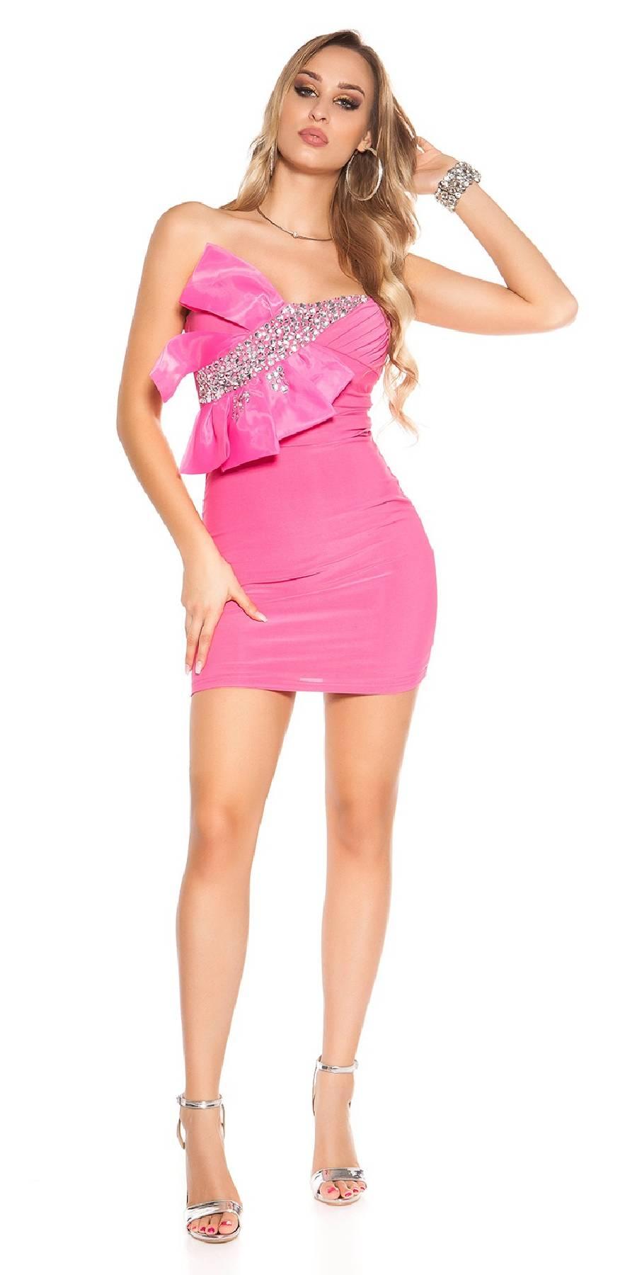 Robe femme sexy fashion BENITA couleur léopard