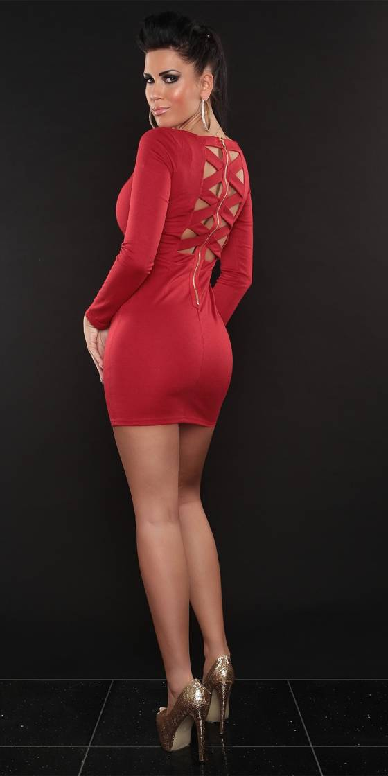 Sexy Party-minidress with...