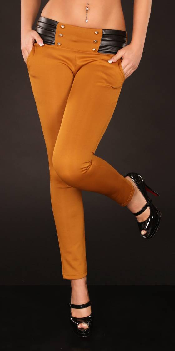 Veste sportswear à capuche CHRISTIE couleur corail