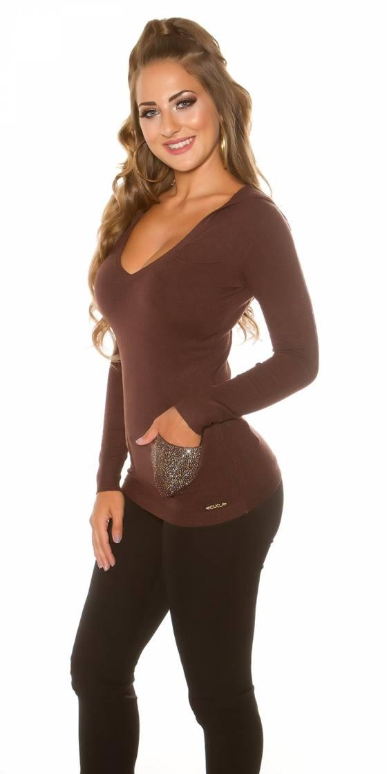 Blazer fashion DIANA couleur noir (veste)