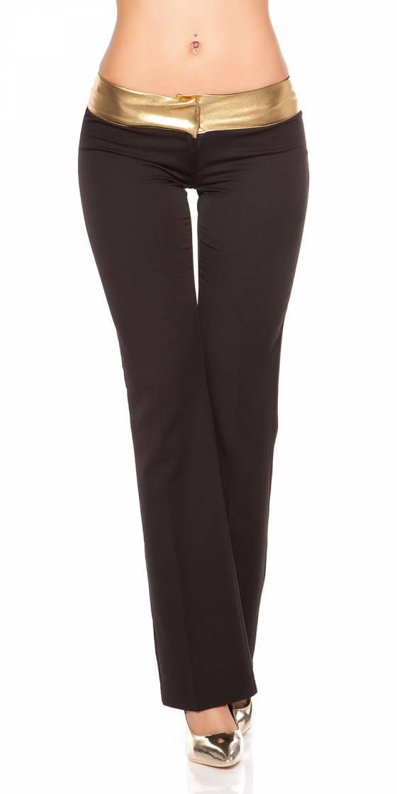 Pantalon sexy KouCla coupe...