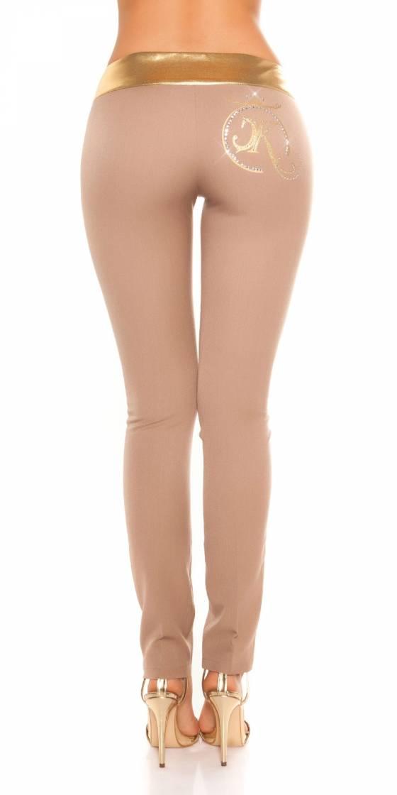 Long-pull fashion tendance NICOLE couleur beige