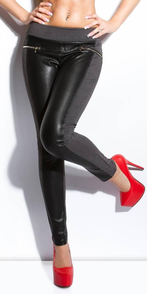 Robe longue sexy tendance NINA couleur noir