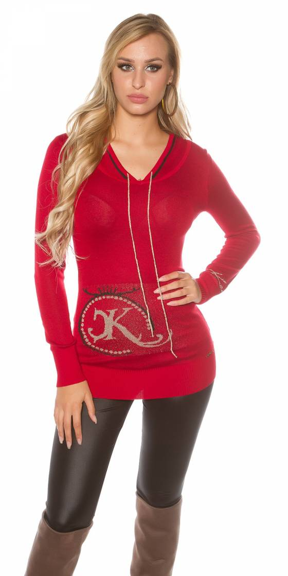 Sexy KouCla knit-sweater...
